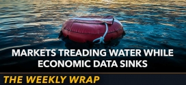 Weekly Wrap: Markets Treading Water While Economic Data Sinks