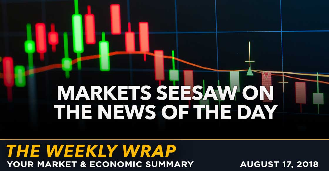 Weekly Wrap: Markets Seesaw on the News of the Day
