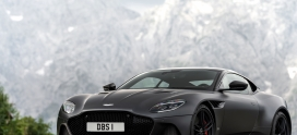 Luxury car company Aston Martin taps the IPO market