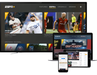 Disney's ESPN Streaming Service Surpasses One Million Subscribers