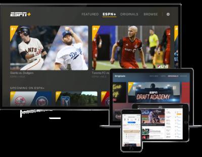 Disney's ESPN Streaming Service Surpasses One Million Subscribers