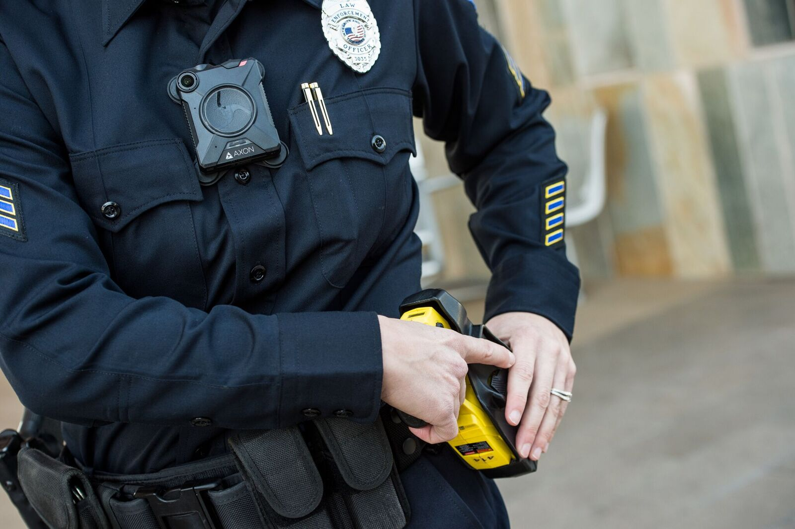 Axon's new body cameras add greater law enforcement connectivity to the security equation