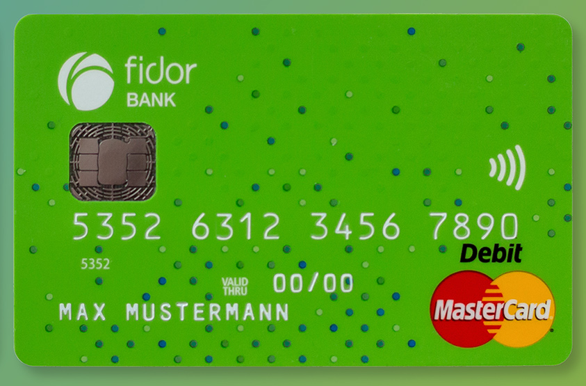 Mastercard says plastic credit cards should go green