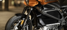 Harley-Davidson debuts its LiveWire electric motorcycle