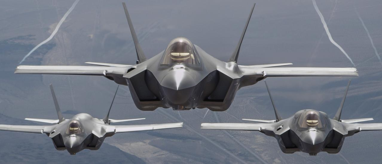 Lockheed receives $6B downpayment on 255 F-35's