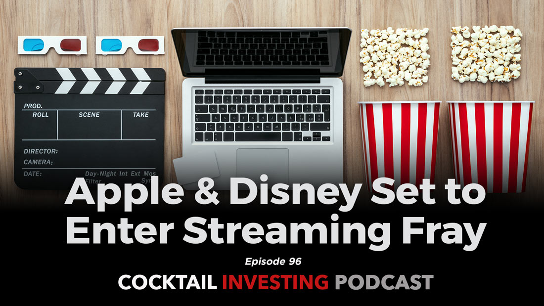 Apple and Disney set to stream