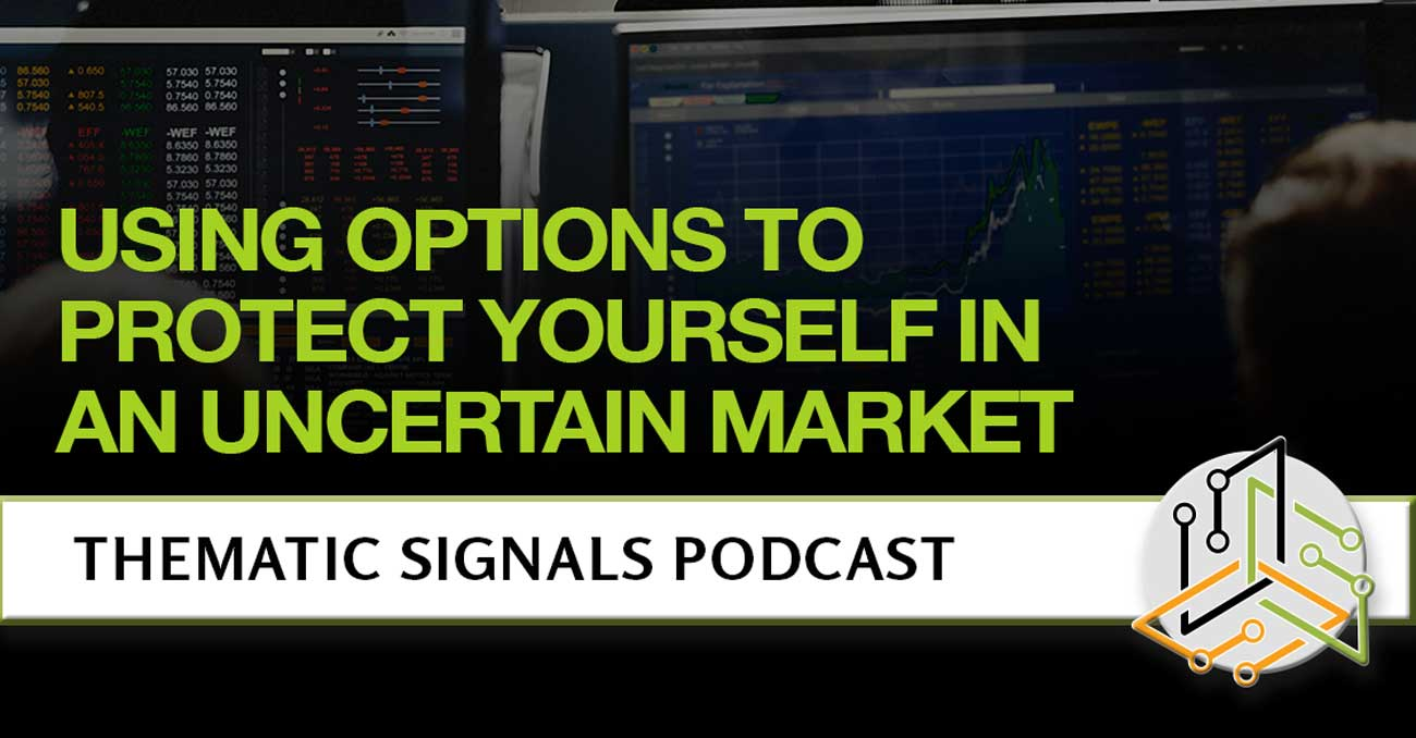 Using Options to Protect Yourself in an Uncertain Market