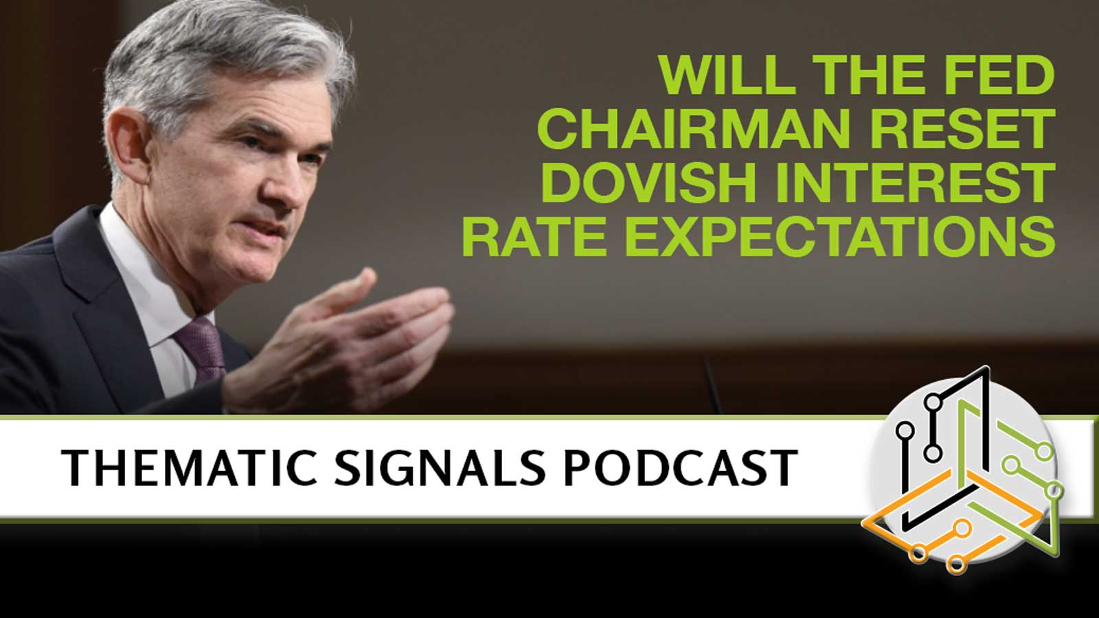 Ep 8. Will Fed Chairman Powell reset dovish interest rate expectations this week?