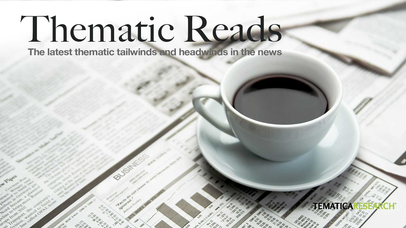 Thematic Reads: May 10, 2021